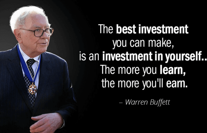 warren buffet best investment